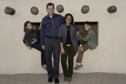 Arizona's Healthiest Family