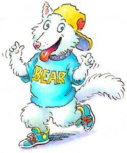 Shape-Up-Bear