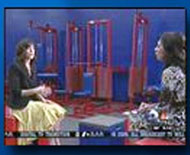 Channel 12 News Today Talking to Jyl Steinback About Shape Up Arizona.
