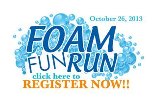 Foam Fun Run Registration